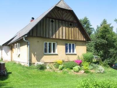 Chata v Krkonoších - ubytování Krkonoše - chalupa k pronajmutí v Krkonoších - fotografie č. 1