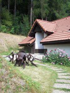 Ubytování Josef Hůrka - ubytování Krkonoše - chata k pronajmutí  v Krkonoších - fotografie č. 2