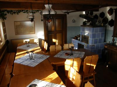 Ježkova bouda - ubytování Krkonoše - chalupa k pronajmutí v Krkonoších - fotografie č. 8