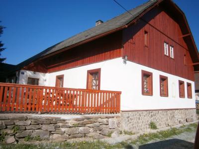 Chata Hluchavka - ubytování Orlické hory - chata k pronajmutí  v Orlických horách - fotografie č. 2