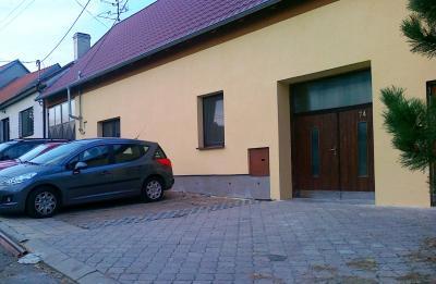 Chalupa U Čermáků - ubytování Jižní Morava - chalupa k pronajmutí na Jižní Moravě - fotografie č. 1