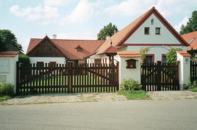 Chalupa v Olší - ubytování Jižní Čechy - chalupa k pronajmutí v Jižní Čechách - fotografie č. 1