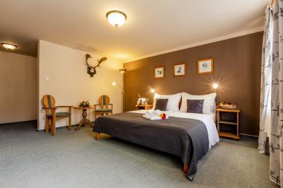 Hotel Panská - ubytování Jižní Čechy - ubytování v hotelu v Jižní Čechách - fotografie č. 2
