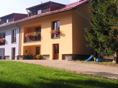 Ubytování U Laznů - ubytování Šumava - ubytování v penzionu na Šumavě - fotografie č. 1