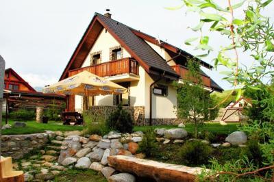 Rekreačný dom na Liptove - ubytování Střední Slovensko - chalupa k pronajmutí na Středním Slovensku - fotografie č. 1