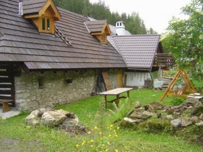 chalupa u Kurišky - ubytování Střední Slovensko - chalupa k pronajmutí na Středním Slovensku - fotografie č. 4