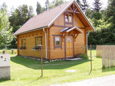 Chata pod Lazíkom - ubytování Nízké Tatry - chata k pronajmutí  v Nízkých Tatrách - fotografie č. 1