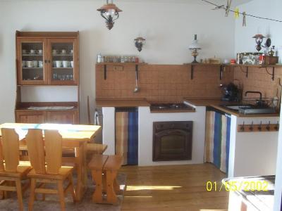 Goralský dvor - ubytování Vysoké Tatry - chalupa k pronajmutí ve Vysokých Tatrách - fotografie č. 3