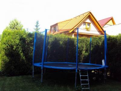 Rekreačný dom Homola - ubytování Střední Slovensko - chalupa k pronajmutí na Středním Slovensku - fotografie č. 3