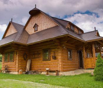 Drevenica Lúčny hríb - ubytování Nízké Tatry - chalupa k pronajmutí v Nízkých Tatrách - fotografie č. 2