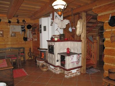 Drevenica Lúčny hríb - ubytování Nízké Tatry - chalupa k pronajmutí v Nízkých Tatrách - fotografie č. 3