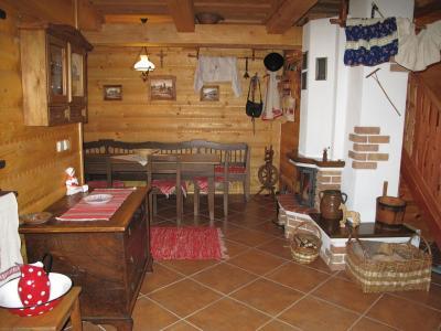 Drevenica Lúčny hríb - ubytování Nízké Tatry - chalupa k pronajmutí v Nízkých Tatrách - fotografie č. 4