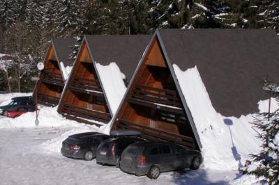 Hotel Ski & Fun ** a bungalovy Záhradky - ubytování Nízké Tatry - ubytování v hotelu v Nízkých Tatrách - fotografie č. 1