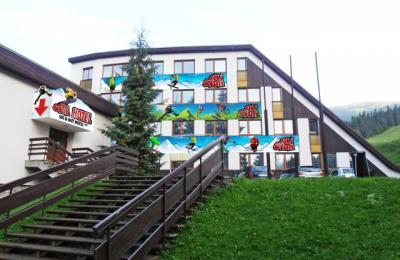Hotel Ski & Fun ** a bungalovy Záhradky - ubytování Nízké Tatry - ubytování v hotelu v Nízkých Tatrách - fotografie č. 3