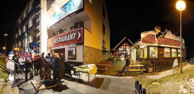 Hotel Ski & Fun ** a bungalovy Záhradky - ubytování Nízké Tatry - ubytování v hotelu v Nízkých Tatrách - fotografie č. 4