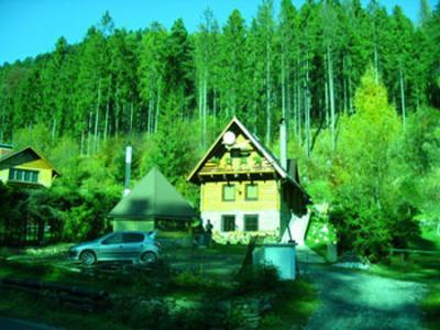 Chata Julia, Vysne Ruzbachy - ubytování Východní Slovensko - chata k pronajmutí  na Východním Slovensku - fotografie č. 4