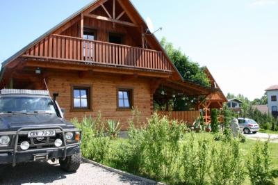 Zbojnická dřevěnice - ubytování Nízké Tatry - chata k pronajmutí  v Nízkých Tatrách - fotografie č. 2