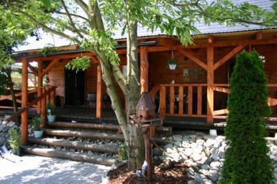 Zbojnická dřevěnice - ubytování Nízké Tatry - chata k pronajmutí  v Nízkých Tatrách - fotografie č. 3
