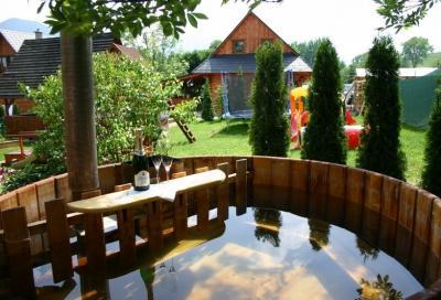 Zbojnická dřevěnice - ubytování Nízké Tatry - chata k pronajmutí  v Nízkých Tatrách - fotografie č. 8