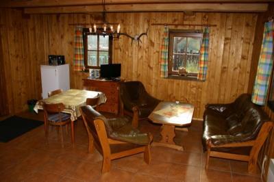 Zbojnická dřevěnice - ubytování Nízké Tatry - chalupa k pronajmutí v Nízkých Tatrách - fotografie č. 11