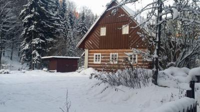 Nový dům Petra u sjezdovek - ubytování Orlické hory - chalupa k pronajmutí v Orlických horách - fotografie č. 1
