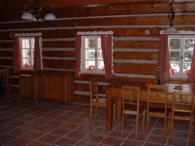 Nový dům Petra u sjezdovek - ubytování Orlické hory - chalupa k pronajmutí v Orlických horách - fotografie č. 4