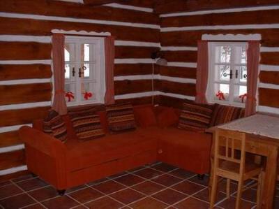 Nový dům Petra u sjezdovek - ubytování Orlické hory - chalupa k pronajmutí v Orlických horách - fotografie č. 5