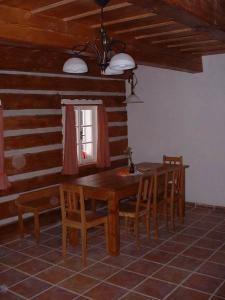 Nový dům Petra u sjezdovek - ubytování Orlické hory - chalupa k pronajmutí v Orlických horách - fotografie č. 7