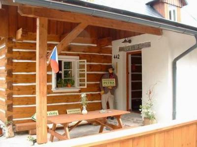 Nový dům Petra u sjezdovek - ubytování Orlické hory - chalupa k pronajmutí v Orlických horách - fotografie č. 14