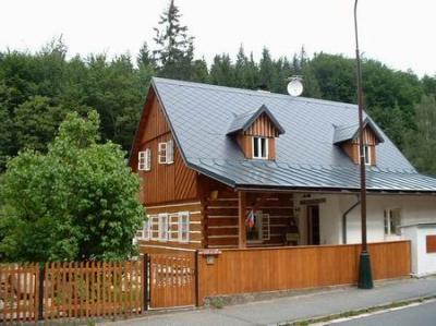 Nový dům Petra u sjezdovek - ubytování Orlické hory - chalupa k pronajmutí v Orlických horách - fotografie č. 15