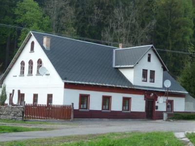 Chalupa Moravský Karlov - ubytování Orlické hory - chalupa k pronajmutí v Orlických horách - fotografie č. 1