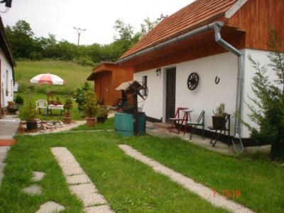 Podhájska ubytovanie D&B Konečná - ubytování Jižní Slovensko - chata k pronajmutí  na Jižním Slovensku - fotografie č. 1