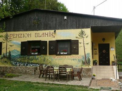 Chalupa Blaník - ubytování Jižní Čechy - chalupa k pronajmutí v Jižní Čechách - fotografie č. 1