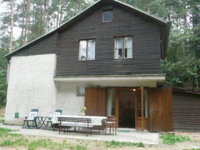 Chata Blaník - ubytování Jižní Čechy - chata k pronajmutí  v Jižní Čechách - fotografie č. 1