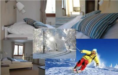 HOTEL ORSINO - ubytování Šumava - ubytování v hotelu na Šumavě - fotografie č. 1