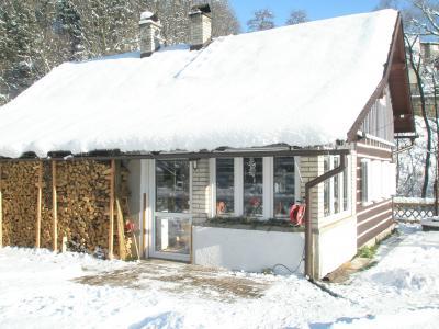Chalupa u Jizery - ubytování Krkonoše - chalupa k pronajmutí v Krkonoších - fotografie č. 2