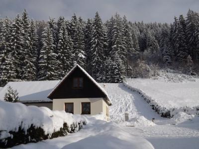 Ubytování Ve dvoře - ubytování Beskydy - chalupa k pronajmutí v Beskydech - fotografie č. 1