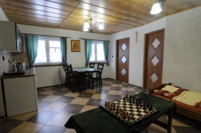 Ubytování Ve dvoře - ubytování Beskydy - chalupa k pronajmutí v Beskydech - fotografie č. 2