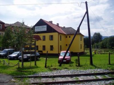 NOVÁ PEC - U ŠUMAVSKÉHO LIŠÁKA - ubytování Šumava - ubytování v penzionu na Šumavě - fotografie č. 4