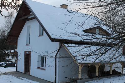 Chata Sněžné - ubytování Orlické hory - chata k pronajmutí  v Orlických horách - fotografie č. 2