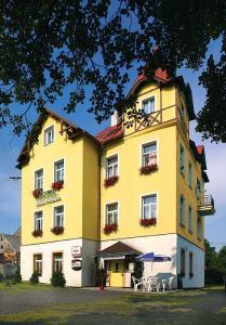 Penzion Villa Rosse - ubytování Krušné hory - ubytování v penzionu v Krušných horách - fotografie č. 1