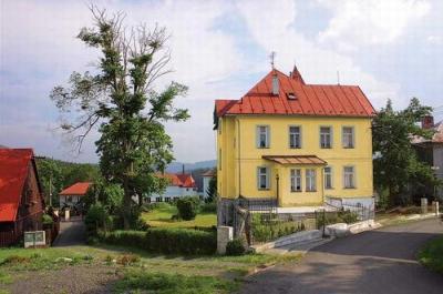 Penzion Villa Rosse - ubytování Krušné hory - ubytování v penzionu v Krušných horách - fotografie č. 3