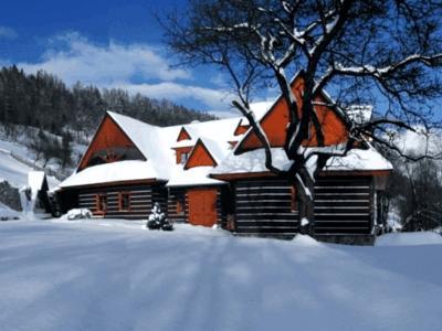Chalupa u rezbára - ubytování Vysoké Tatry - chalupa k pronajmutí ve Vysokých Tatrách - fotografie č. 4