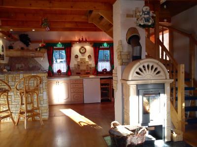 chata Úsvit - ubytování Krušné hory - chata k pronajmutí  v Krušných horách - fotografie č. 3