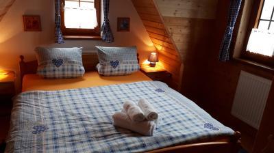 chata Úsvit - ubytování Krušné hory - chata k pronajmutí  v Krušných horách - fotografie č. 4