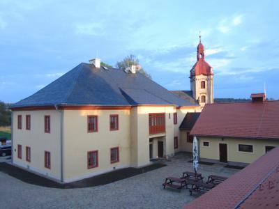 Penzion Na Faře - ubytování Krkonoše - ubytování v penzionu v Krkonoších - fotografie č. 1