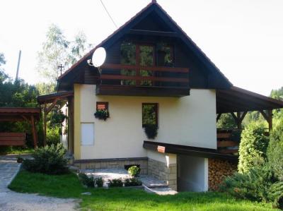Luxusní chalupa Pluskoveček - ubytování Beskydy - chalupa k pronajmutí v Beskydech - fotografie č. 1