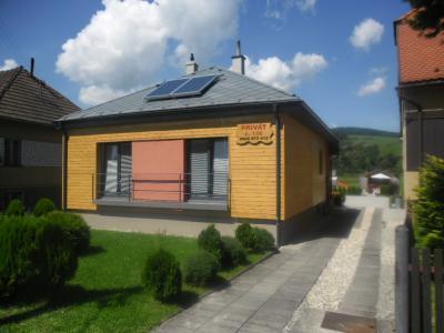 privat 106 - ubytování Střední Slovensko - rekreace na Středním Slovensku - fotografie č. 1