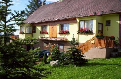 Hájenka Nové Hutě - ubytování Šumava - ubytování v apartmánu na Šumavě - fotografie č. 1
