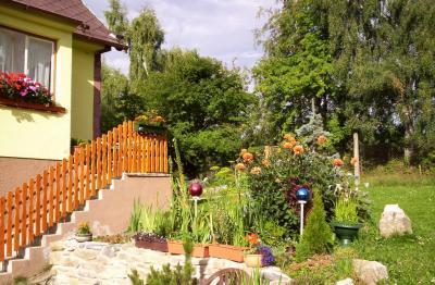 Hájenka Nové Hutě - ubytování Šumava - ubytování v apartmánu na Šumavě - fotografie č. 2